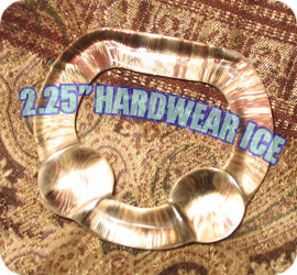 "2.25"" Ultimate Ice Cock Ring (Penis, Erection Enhancer)"