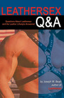 Leather Sex Q & A