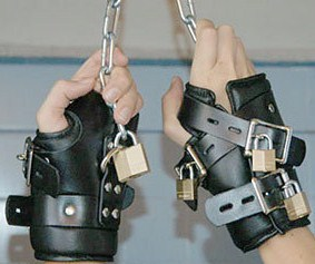 Deluxe Suspension Cuffs