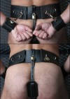 Prisoner Belt, Large/X-Large