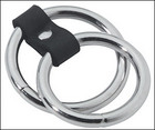 Double-O Cock Ring, Large