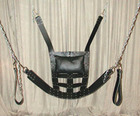 Leather Sling, Web Style