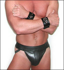 Leather Jockstrap, Large