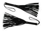 12&quot; Basic Leather Flogger