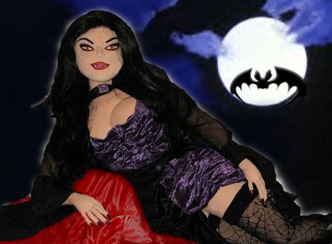 Sonya - Vampire Mistress Of The Night