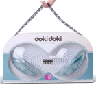 Doki Doki Breast Massager, Blue Sex Toy Product