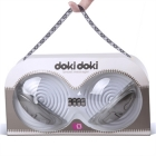 Doki Doki Breast Massager, Silver