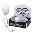 Power Bowl Mini Vibe, White Sex Toy Product