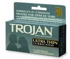 Trojan Ultra Thin 12 Pack