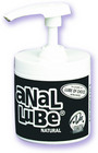 Anal Lube Natural 4.5 oz Pump