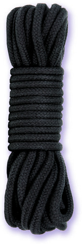 Japanese Bondage Rope - Black