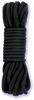 Japanese Style Bondage Rope Cotton Black 32 feet