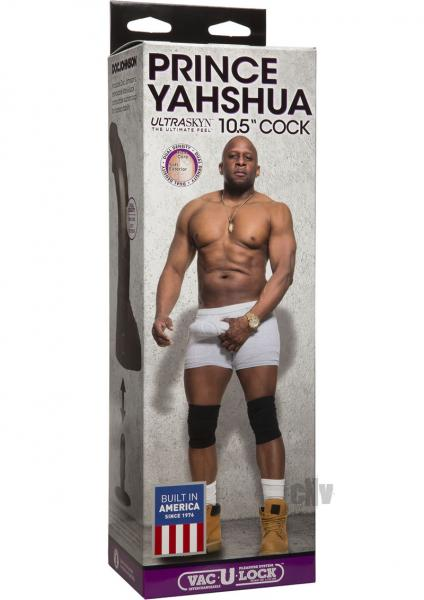 Prince Yahshua 10.5 inches Cock Brown Replica Dildo Sex Toy Product
