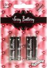 Sexy Battery AAA/LR3 4 Pack Sex Toy Product