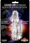 Wet Dreams Light Up Rough Rider Sleeve Sex Toy Product