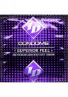 Id Superior Feel Condom 84pc/12 Sleeves