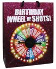 Birthday Wheel Of Shots Spinner Gift Bag Sex Toy Product