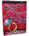 He Put A Ring On It Large Gift Bag Sex Toy Product