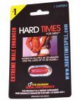 Hard Times For Men 1 Capsule Blister Pack