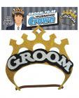 Groom To Be Groom Crown
