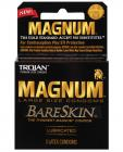 Trojan Magnum Bareskin Condoms Pack Of 3 Sex Toy Product