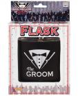 Bachelor Party Groom Flask