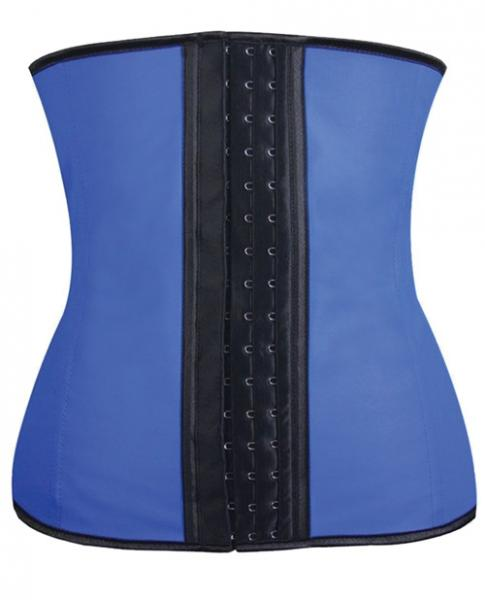 Gym Work Out Waist Trainers Blue Small Sex Toy Product