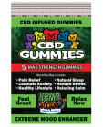Hemp Bomb CBD Infused Gummies Pack Of 5