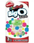 Color Pop Big O Green Ring Sex Toy Product