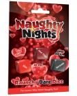 Naughty Nights Raunchy Dare Dice Game Sex Toy Product