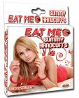 Eat Me Gummy Hand Cuffs Strawberry Sex Toy Product