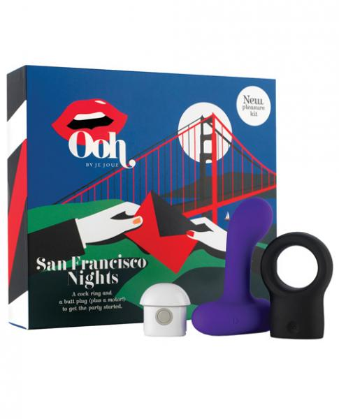 Ooh By Je Joue San Francisco Mini Pleasure Kit Sex Toy Product