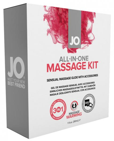 All In One Massage Kit Sex Toy Product