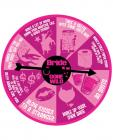 Bachelorette Party Spinner Button Sex Toy Product