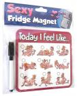 Sexy Fridge Magnet with Marker Sex Toy Product