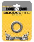 Boneyard Silicone Ring 1.2 inches Gray