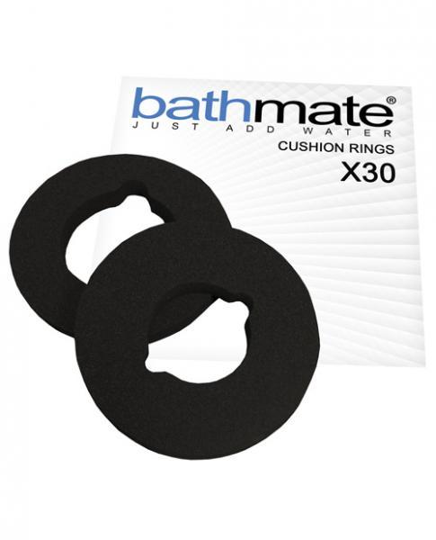 Bathmate X30 Support Rings Pack Black