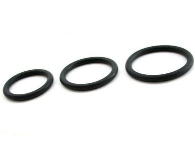 Nitrile Cock Ring Set 3 Pack