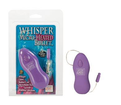 Whisper Micro Heated Purple