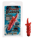 Power buddies red tongue waterproof