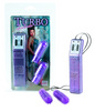 8 level double bullet turbo accelerator - purple