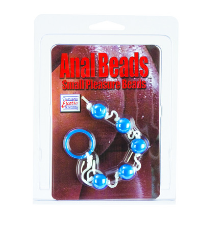 Anal Beads -Small -Asst. Colors