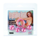 Crystalline acrylite beads medium