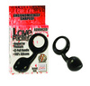 Love pacifier advanced - black