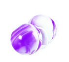 Duotone Orgasm Balls Purple