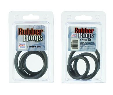 Rubber Rings 3 Pack