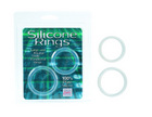 Silicone rings large and xlarge
