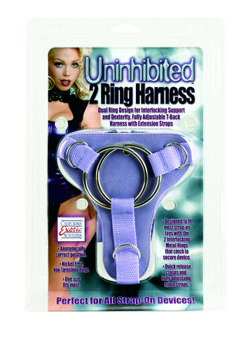 Uninhibited 2 Ring Harness