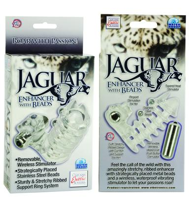 Jaguar Enhancer W/Beads