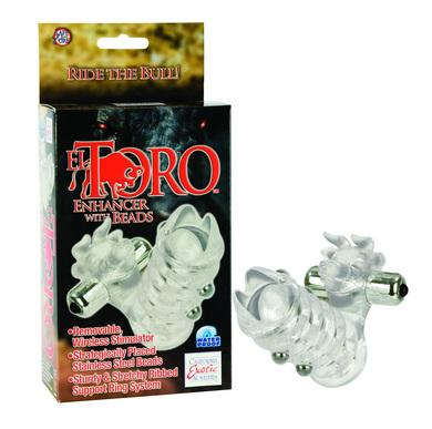 El Toro Enhancer W/Beads